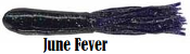 Mizmo - Small Jaws Tubes  - 3 1/2 in - June Fever