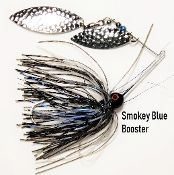 STC Booster Spinnerbait - Smokey Blue