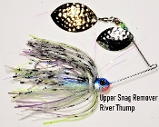 STC River Thump Spinnerbait - Upper Snag Remover