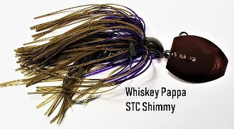 Shimmy Jig - Green Pumpkin - Whiskey Pappa