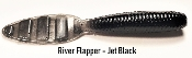 STC River Flapper - Jet Black