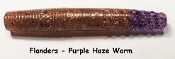 STC Flanders - Purple Haze Worm